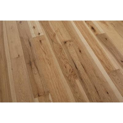 Hickory Farrow 1/2 in. Thick x 7.5 in. Wide x Varying Length Engineered Hardwood Flooring (932.7 sq. ft./pallet)
