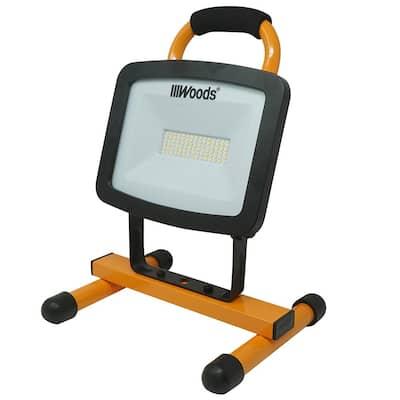 6000 Lumens Portable LED Work Light