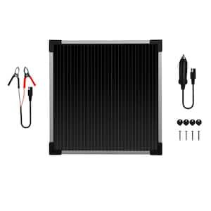 5-Watt Solar Trickle Battery Charger