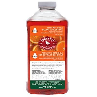 32 oz. Orange Oriole Nectar Concentrate
