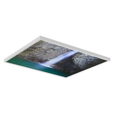 Waterfall 011 2 ft. x 2 ft. Fluorescent Light Filters