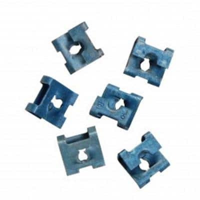 Replacement Plastic Wall Sleeve Clip (20-Pack)