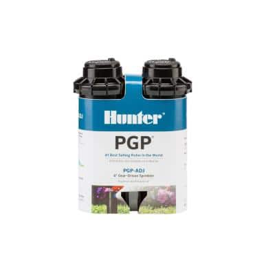 2 PK PGP Gear-Drive Rotor Sprinkler with 3 GPM Nozzle