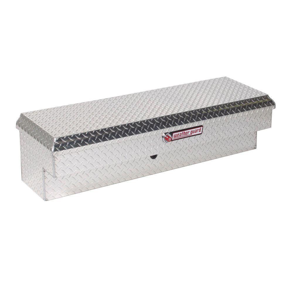 Short Aluminum Lo-Side Truck Box