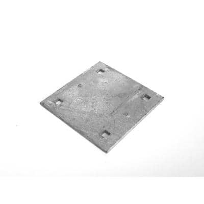 5 in. x 5 in. x 1/4 in. Metal Backup Plate