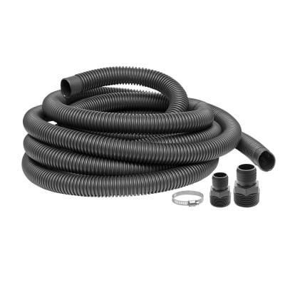 24 ft. Poly Universal Discharge Sump Pump Hose Kit