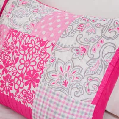 May Print Coverlet Quilt Set