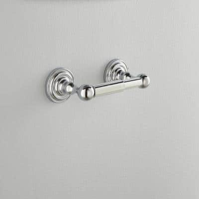 Greenwich Toilet Paper Holder in Chrome