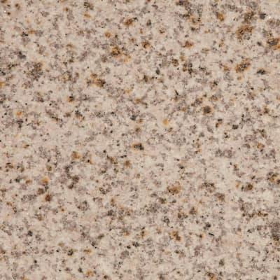 Vista 22 in. Granite Sidesplash in Granola