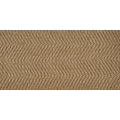 Natural Accents Milk Chocolate 4.75 in. Cotton Binding