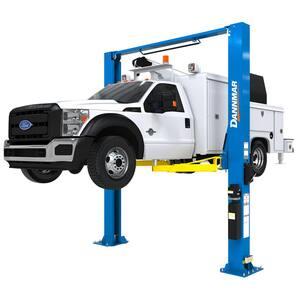 Symmetric Heavy-Duty 2-Post Lift 15,000 lbs. Lifting Capacity