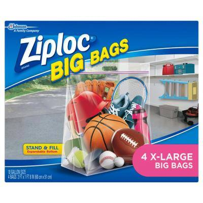 10 gal. Extra Large Plastic Storage Bag