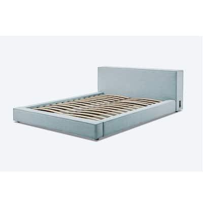 Pixel Dove King Bed
