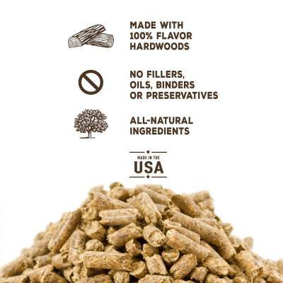 20 lbs. Maple Wood Grilling Pellets
