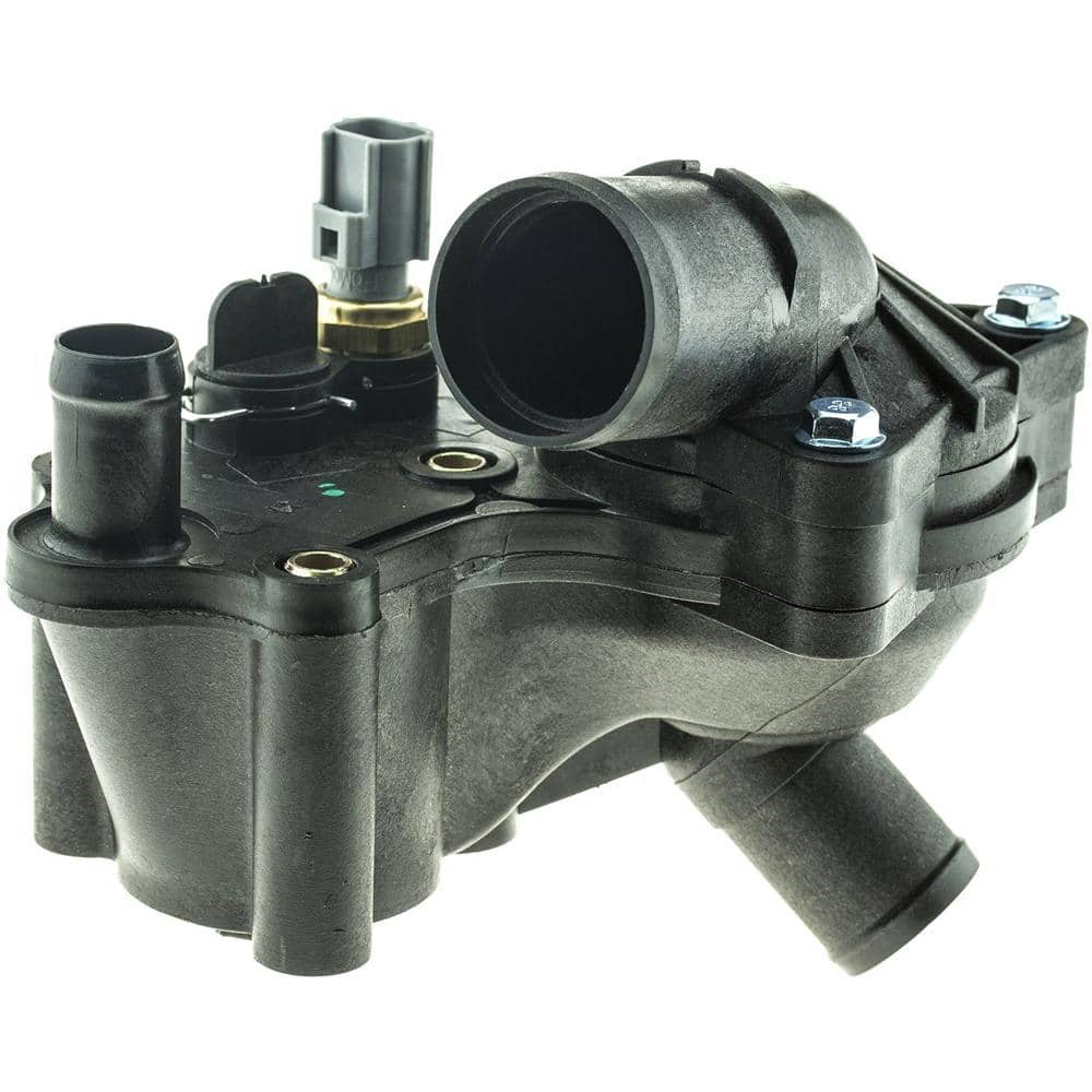 Motorad Engine Coolant Thermostat Housing Assembly Ta2061s The Home Depot