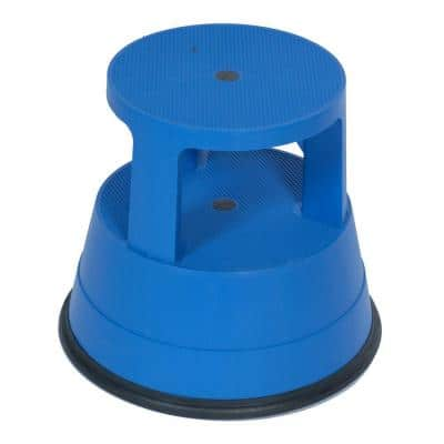 2-Step Plastic Step Stool 300 lbs. Load Capacity Type 1A Duty Rating