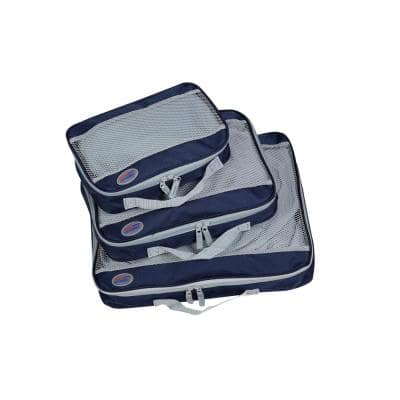 American Flyer Perfect Packing Cubes (3-Piece Set)