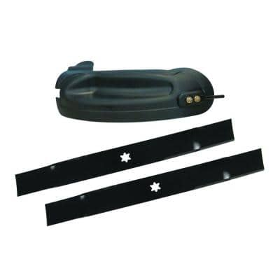 Original Equipment 46 in. Mulching Kit with Blades for Lawn Tractors and Zero Turn Mowers (2010 and After)