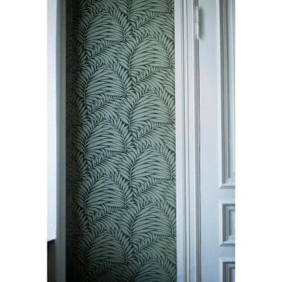 Myfair Olive Leaf Strippable Roll (Covers 57.8 sq. ft.)