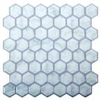 Peel and Stick Wall Tiles for Kitchen Backsplash Bathroom and Living Room