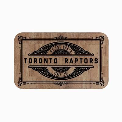 NBA - Toronto Raptors Cork Comfort Mat 18 in. x 30 in.