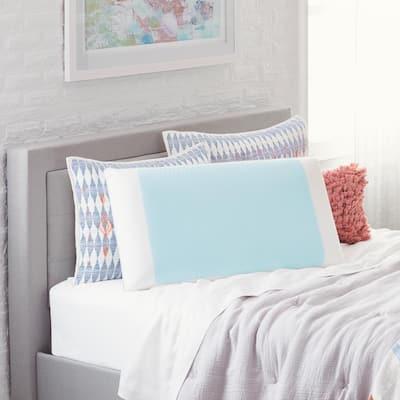 Cooling Gel Memory Foam King Pillow
