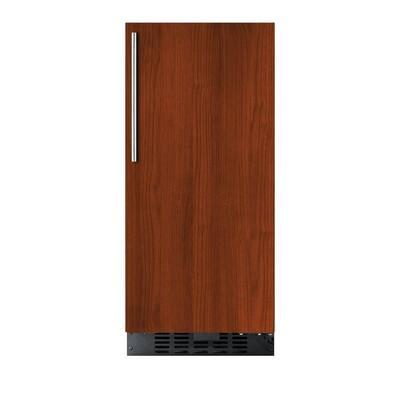 15 in. 3 cu. ft. Mini Fridge with Panel-Ready Door