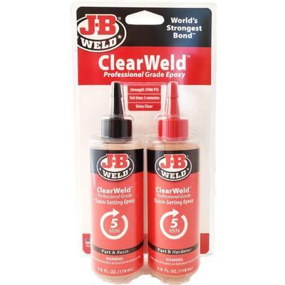 8 oz. ClearWeld Pro