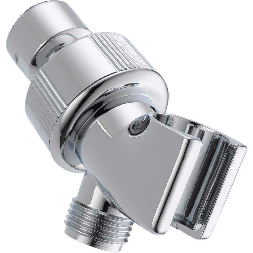 Adjustable Bathroom Shower Head Holder Wall-mounted Storage Bracket Universal