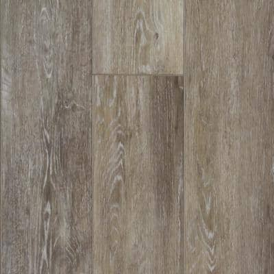 Arnica Lake Oak 7.13 in. W x 48.03 in. L Waterproof High Traffic Luxury Vinyl Plank Flooring (19.05 sq. ft./case)