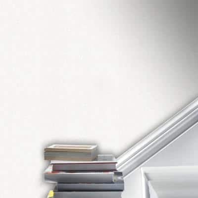 Fibres White Paper Peelable Roll (Covers 56 sq. ft.)