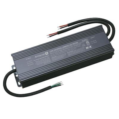 Black LED Dimming Driver (120-Watt, 12-Volt DC) Power Supply Transformer