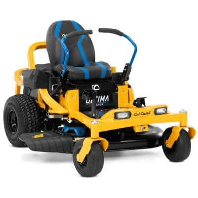 Ultima ZT1 42 in. 56-Volt MAX 60 Ah Battery Lithium-Ion Electric Drive Zero Turn Riding Lawn Mower