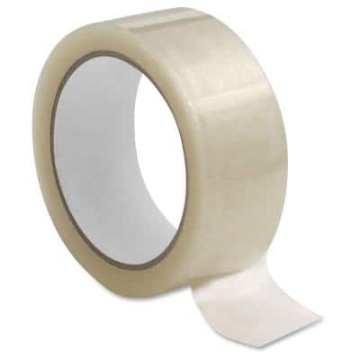 1.6 mm Hot-Melt Sealing Tape2 in. x 110 yds. Clear (36-Carton)