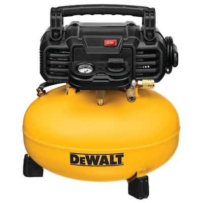 6 Gal. 165 PSI Electric Pancake Air Compressor