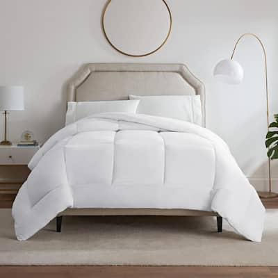 Down Illusion Extra Warmth White Down Alternative Full/Queen Comforter