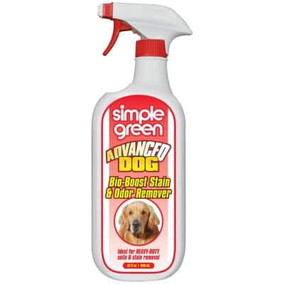 32 oz. Advanced Dog Stain and Odor Remover