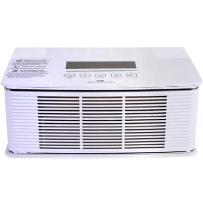 Smart Air Purifier with Adjustable Airflow