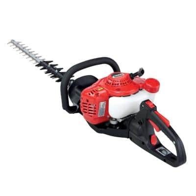 28 in. 21.2 cc Gas 2-Stroke Engine Hedge Trimmer