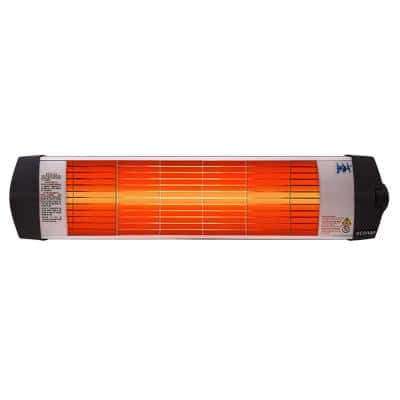 C-15 1500-Watt Electric Quartz Infrared Space Heater Waterproof IP44