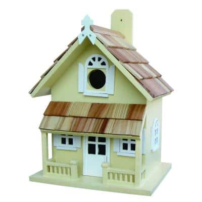 Victorian Cottage (Yellow)