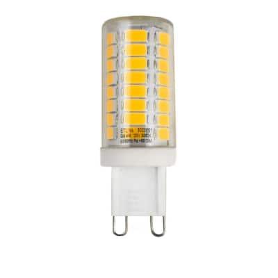 60-Watt Equivalent G9 LED Light Bulb (1-Bulb)