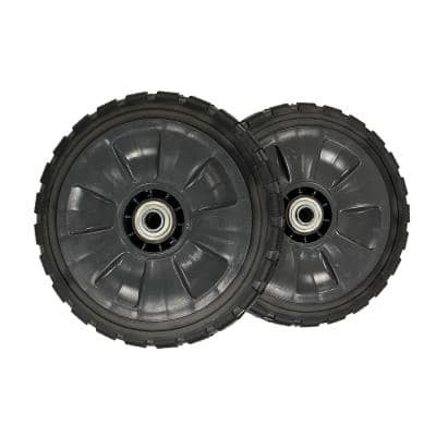 8 in Replacement Rear Wheels for HRR216K10/K11 Model mowers (Sold in Pairs)
