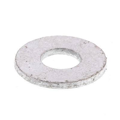 5/16 in. x 7/8 in. O.D. USS Hot Galvanized Steel Flat Washers (100-Pack)