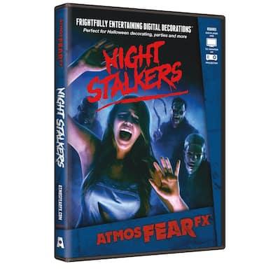 Halloween Digital Decoration DVD - Night Stalkers