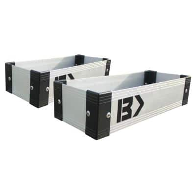 Storage Bin for Truck Slide Out Tray