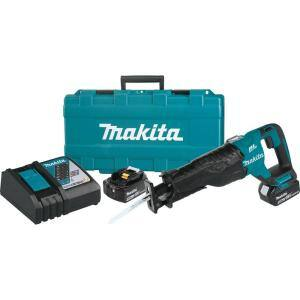 18-Volt 5.0Ah LXT Lithium-Ion Brushless Cordless Recipro Saw Kit