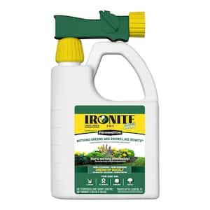 Plus 32 oz. Liquid Lawn and Garden Fertilizer