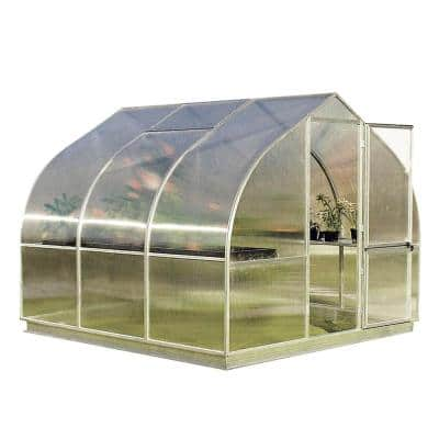 9 ft. 8 in. W x 10 ft. 6 in. L Greenhouse