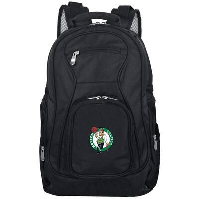 NBA Boston Celtics Black Backpack Laptop